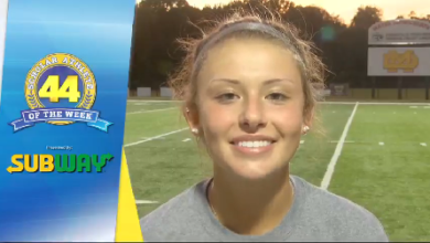 Photo of Scholar Athlete of the Week: Emma Lamble, Mater Dei