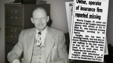 Photo of Cold Case: Who Killed Businessman Morris Vaughn?
