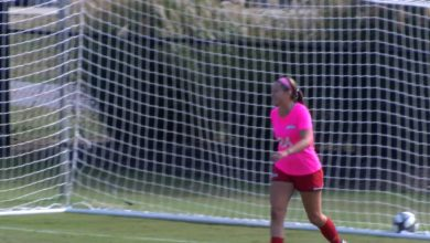 Photo of College W SOC: USI and Lewis Battle to a Draw: