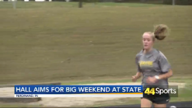 Photo of HS XC: Hall Looks to Improve in Her 2nd State Meet