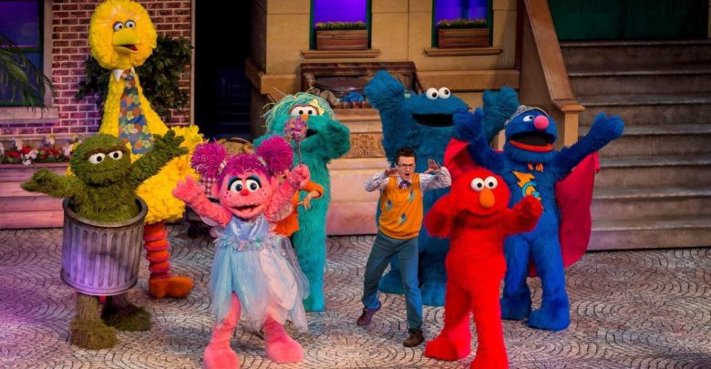 Sesame Street Live Make Your Magic Coming To Evansville In