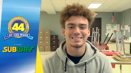 Photo of Scholar Athlete of the Week: Wyatt Gilbert, Fairfield