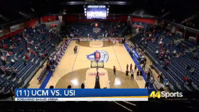 Photo of COLLEGE WBB: USI Upsets No. 11 UCM