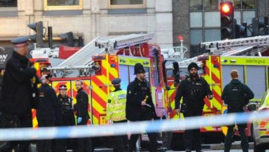 Photo of Two Killed, Three Wounded in London Stabbing