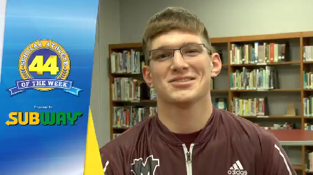 Photo of Scholar Athlete of the Week: Ian Dutkiewicz, Mt. Vernon