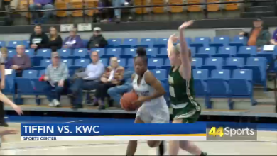 Photo of College WBB: KWC Drops Tiffin: