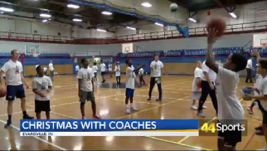 Photo of Christmas With Coaches Takes Place at Old YMCA