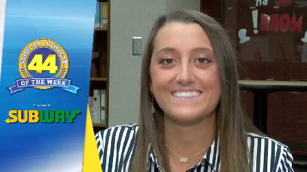 Photo of Scholar Athlete of the Week: Claire Jones, Gibson Southern