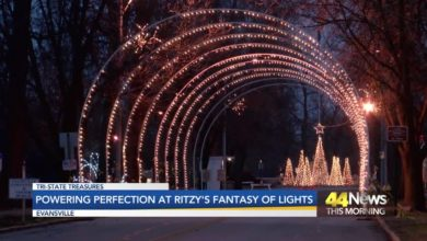 Photo of Powering Perfection at Ritzy's Fantasy of Lights