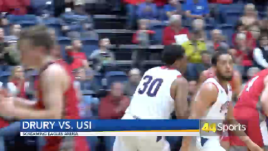 Photo of College MBB: USI Earns First GLVC Win: