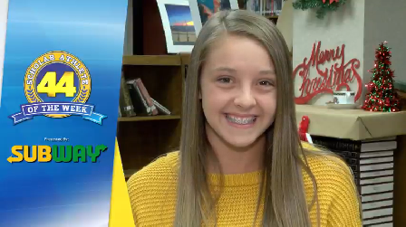 Photo of Scholar Athlete of the Week: Brooke Goedde, Gibson Southern