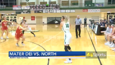 Photo of HS GBB: North Tops Mater Dei