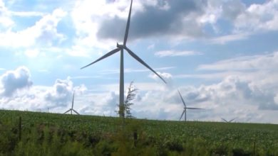 Photo of Posey County Wind Energy Site Concerns Community