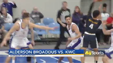 Photo of College MBB: KWC Falls to Alderson Broaddus: