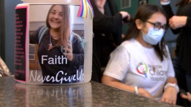 Photo of Community Rallies Around Teenager Battling Cancer