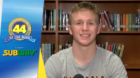 Photo of Scholar Athlete of the Week: Sam Schroeder, Southridge
