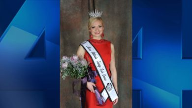 Photo of 61st Miss Illinois County Fair Queen Crowned