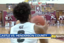 Photo of HS BB: Henderson County Tops Castle