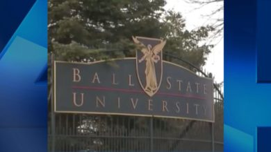 Photo of Ball State University Professor Calls Police, Student Removed From Class
