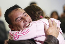 Photo of Migrant Parents Reunite With Children After Being Separated