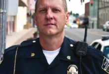 Photo of Madisonville Police Officer on Paid Leave Over Allegations of Time Card Fraud
