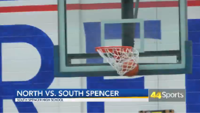 Photo of HS BB: South Spencer Defeats North: