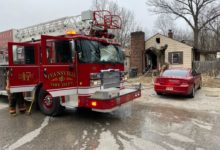 Photo of No Injuries Reported in Meyer Avenue House Fire