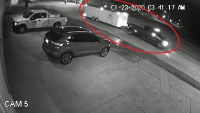 Photo of Golf Carts Stolen From Mt. Vernon Business