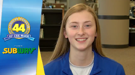 Photo of Scholar Athlete of the Week: Carly Harpenau, Castle