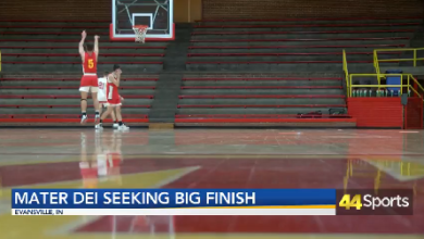 Photo of Mater Dei Boys Basketball Looking to Finish Strong