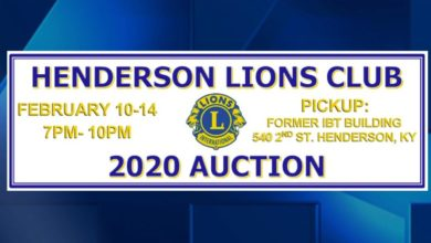 Photo of Henderson Lions Club Gearing Up for Annual Auction