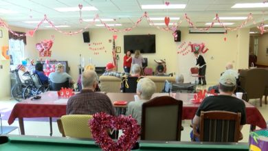 Photo of Veterans Celebrate Love on Valentine's Day