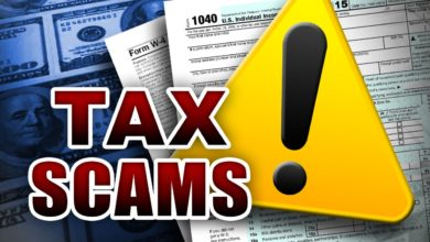 Photo of Scam Central: Tax Season Scams