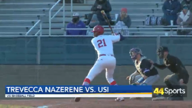 Photo of College BASE: USI Walks Off in Home Opener