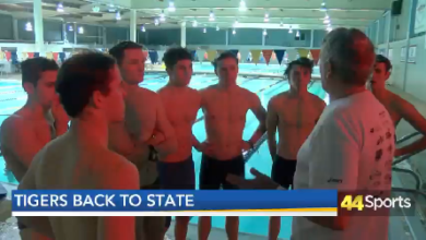 Photo of Memorial Boys Swimming Heading Back to the Big Dance