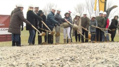 Photo of Officials Break Ground New Assisted Living Facility