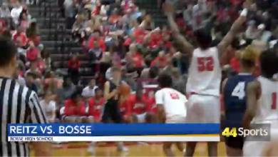 Photo of HS BB: Bosse Defeats Reitz: