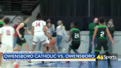 Photo of HS BB: Owensboro Claims District Title With Win Over Owensboro Catholic: