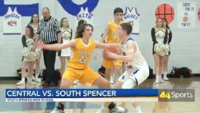 Photo of HS BB: South Spencer Defeats Central: