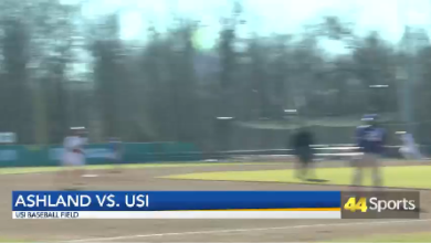 Photo of College Base: USI Falls to Ashland: