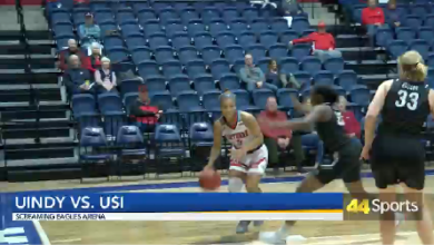 Photo of College WBB: USI Beats UIndy: