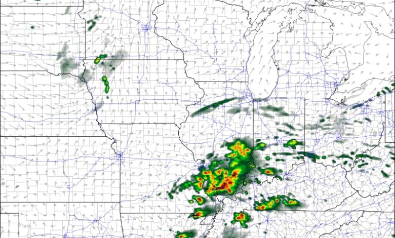 Photo of Threat of Severe Weather Tonight