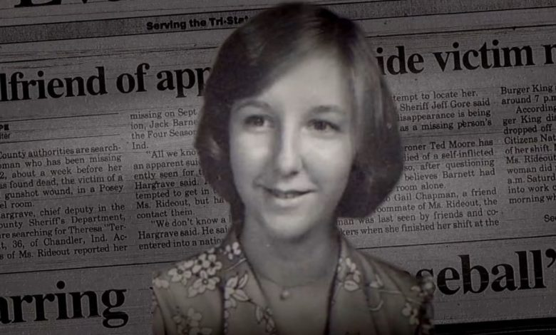Image for Cold Case: Disappearance of Theresa Rideout