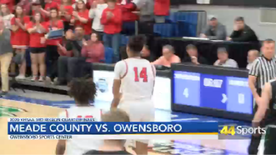 Photo of 2020 3rd Region Quarterfinals: Owensboro Defeats Meade County; Muhlenberg County Drops Grayson County: