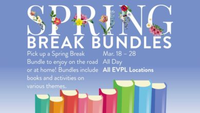 Photo of Get Ready for a Fun-Filled Spring Break With EVPL