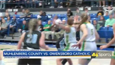 Photo of HS GBB 3RD REGION CHAMPIONSHIP: Owensboro Catholic Claims the Crown: