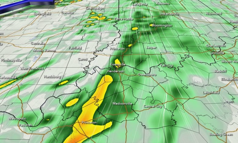 Photo of Storms Expected Tonight