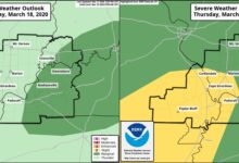 Photo of Severe Weather Threat Wednesday and Thursday
