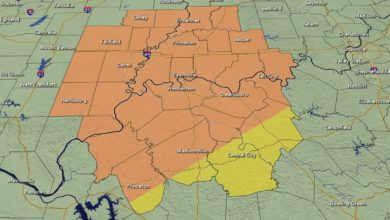 Photo of Severe Storms Possible Tonight
