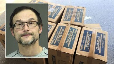 Photo of Man Arrested After Allegedly Attempting to Sell Thousands of Stolen Respirator Masks